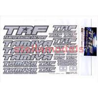 42234 TRF Sticker C (Mirror Finish)