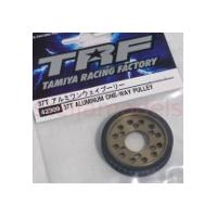 42309 37T Aluminum One-Way Pulley [TAMIYA]