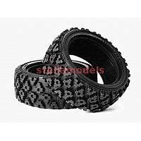 50476 Rally Block Tires (1 Pair)