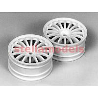50678 Toyota Tom's Exiv JTCC Wheels (1 Pair)