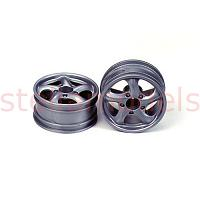 50750 Porsche Boxster Rear Wheels (1 Pair)