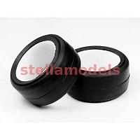 51049 1/10 Medium-Narrow Racing Slicks