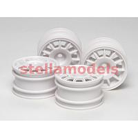 51394 M-Chassis 11-S Racing Wheels 4pcs