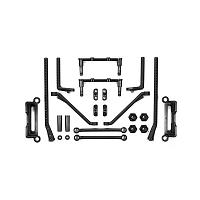 51595 M-07 Concept A Parts Body Mount [TAMIYA]