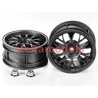53336 Reinforced One-Piece Mesh Wheels (1 pair)