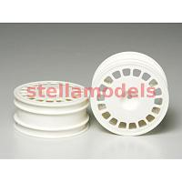 53880 Large Dish Wheels (4WD/FRONT, 62/25)