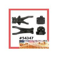 54347 DB02 Carbon Reinforced L Parts (Upper Deck)