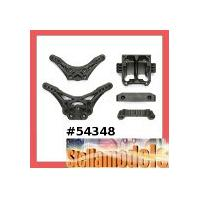 54348 DB02 Carbon Reinforced M&N Parts (Damper Stay / Sus. Mount)