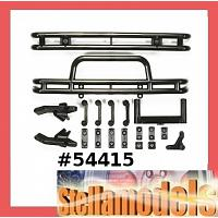 54415 R/C 4x4 Vehicle Black Bumper (D Parts)