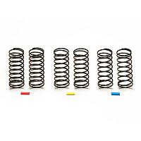 54506 Big Bore Aeration Damper Front Spring Set (4WD) [TAMIYA]