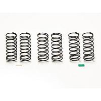 Big Bore Aeration Damper Front Spring Set (2WD) [TAMIYA]