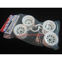 54526 F104 Wheels (for Sponge Tires / White)