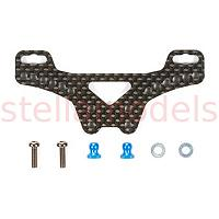 54582 XV-01 Carbon Long Damper Stay (Rear)