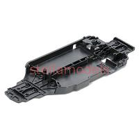 54596 TB-04 Carbon Reinforced Lower Deck
