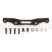 54659 MF-01X Carbon Damper Stay (Rear)