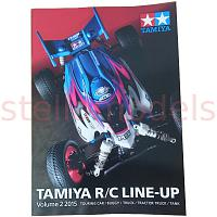 64398 TAMIYA R/C Line-Up Volume 2 2015 (English)