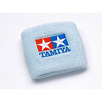 67366 Tamiya Wristband (Blue, 1pc.) [TAMIYA]