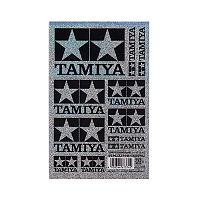 67374 Tamiya logo sticker (Hologram)