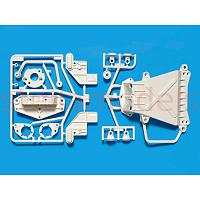 84346 CW-01 D Parts (Under Guard) White Style