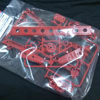 84350 WR-02 F Parts (Frame) Red Style