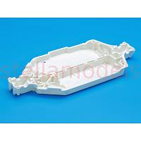 84426 TT-02 Lower Deck (White)