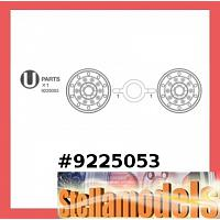 9225053 U-Parts for 56318/56321 Scania R470