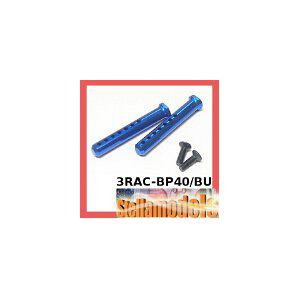 3RAC-BP40/BU Aluminum Body Post 40mm (Blue)