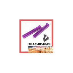 3RAC-BP40/PU Aluminum Body Post 40mm (Purple)