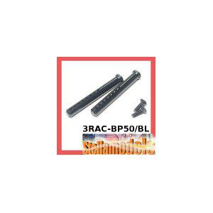 3RAC-BP50/BL Aluminum Body Post 50mm (Black)