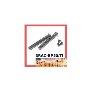 3RAC-BP50/TI Aluminum Body Post 50mm (Titanium Colour)