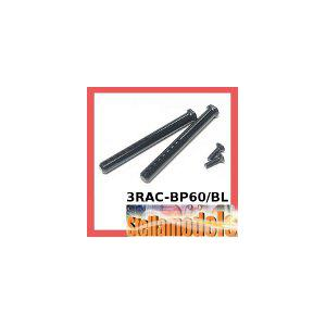 3RAC-BP60/BL Aluminum Body Post 60mm (Black)