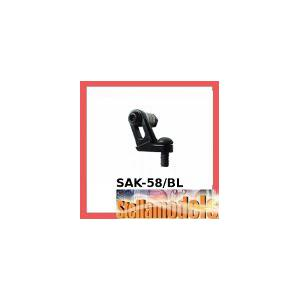 SAK-58/BL Belt Tension Post For 3racing Sakura Zero (Black)