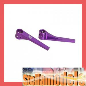 3RAC-BP128/PU Rear-End Stiffener - Purple
