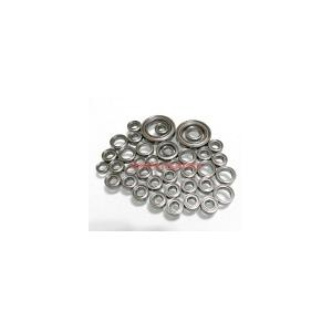 MBB-58592U Upgrade Ball Bearing Set for CR-01 58592 Rock Socker (24Pcs.)