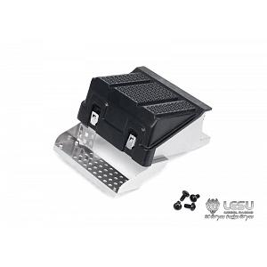 Battery Box with Step for 1/14 Scania Heavy Duty Tractor Truck (G-6185) [LESU]