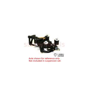 X-8004 Suspension (4 x Imitation Airbag) [LESU]