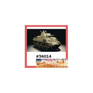 56014 M4 SHERMAN 105mm HOWITZER FULL-OPTION KIT