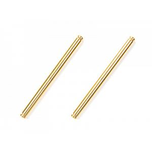 54469 DB02 3x41mm Titanium Coated Suspension Shaft (2pcs.)