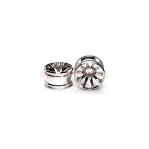 54677 GF-01 Chrome 10-Spoke Wheels (2Pcs.)