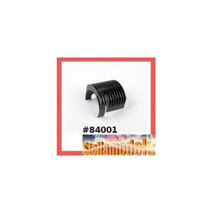 84001 TA05 Aluminum Motor Heat Sink (Black)