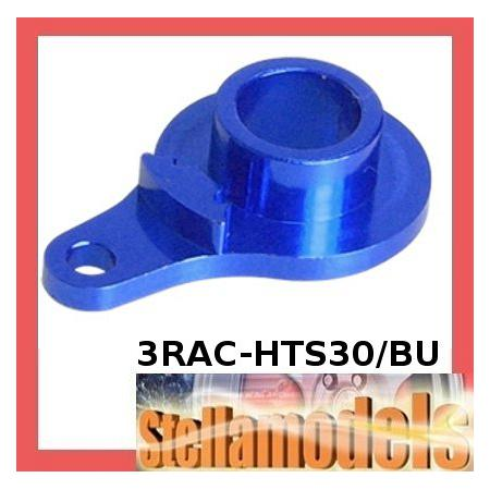 3RAC-HTS30/BU Servo Saver Horn - Single Hole - Blue 1