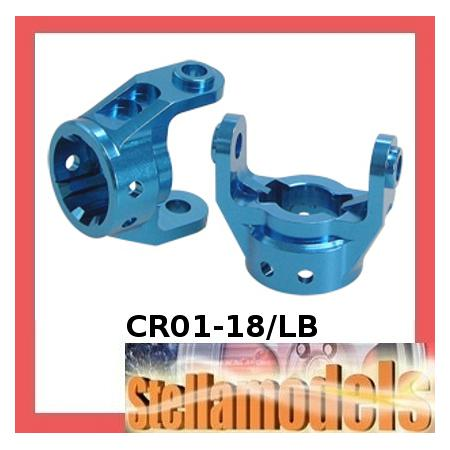 CR01-18/LB Alum C Hub Carrier - CR-01 1