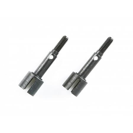 CR-01 Reinforced Wheel Axle (2pcs.) [TAMIYA] 1