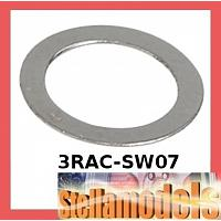 3RAC-SW07 Stainless Steel 7 x 9 mm Shim Spacer (3 Types / 10pcs. Each)