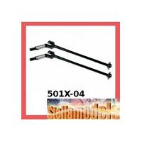 501X-04 Front Swing Shaft for TRF501X / DB01