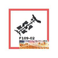 F109-02 Plastic Parts Part B For F109