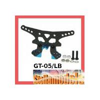 GT-05/LB Rear Graphite Shock Tower for GT-01