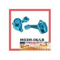 M03M-06/LB Aluminum Front Knuckle Arm for M-03M