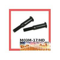 M03M-17/HD Rear Axles (Heavy Duty) for M-03 M-04 M-05