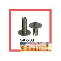 SAK-03 Differential Housing for Sakura Zero